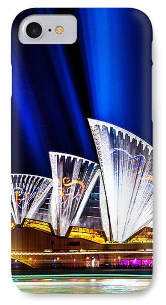 Sparkling Blades IPhone Case by Az Jackson