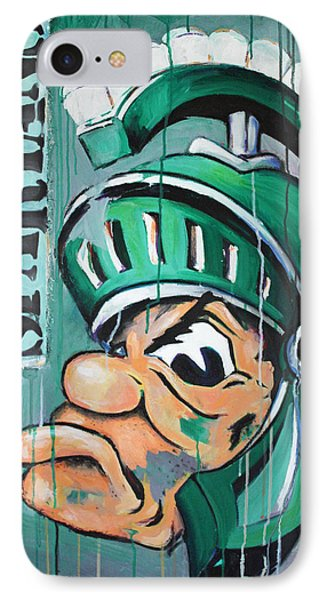 Spartans IPhone 7 Case by Julia Pappas