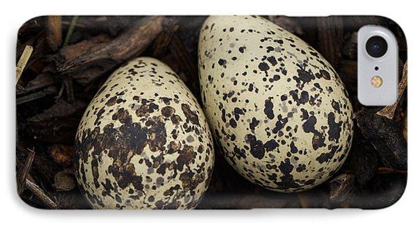 Speckled Killdeer Eggs By Jean Noren IPhone 7 Case by Jean Noren