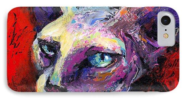 Sphynx Sphinx Cat Painting  Phone Case by Svetlana Novikova
