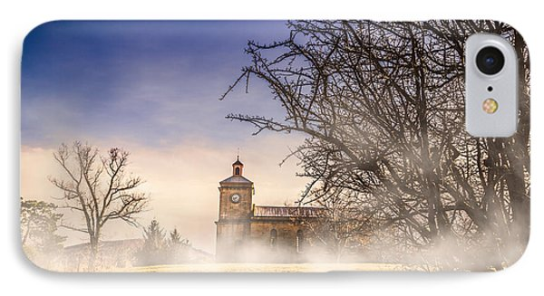 Spooky Old Church IPhone Case by Jorgo Photography - Wall Art Gallery