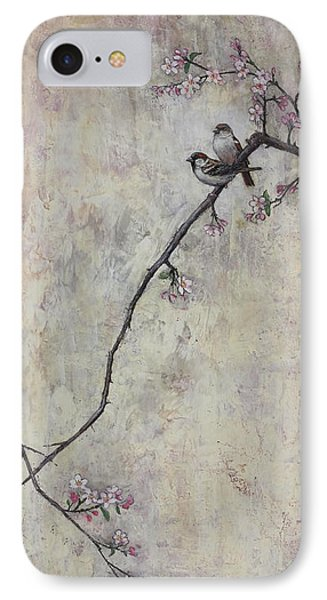 Spring At Last IPhone Case by Lori McNee