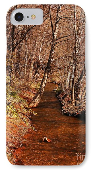 Spring At Red Rock Crossing Phone Case by Marilyn Smith