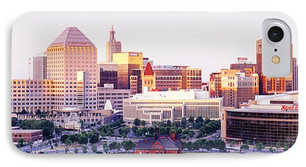 St Paul Mn IPhone Case by Panoramic Images