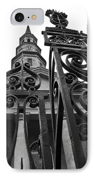 St. Philips Church  Phone Case by Dustin K Ryan