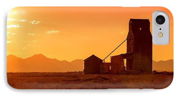 Stanford Sunset IPhone Case by Todd Klassy