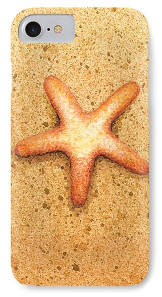Star Fish IPhone Case by Katherine Young-Beck