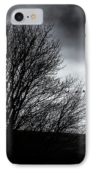 Starlings Roost IPhone 7 Case by Philip Openshaw