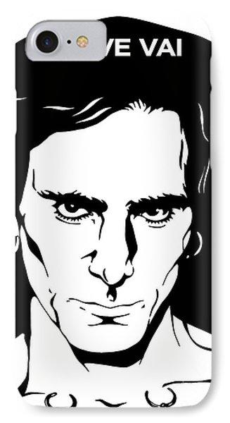 Steve Vai No.03 Phone Case by Caio Caldas