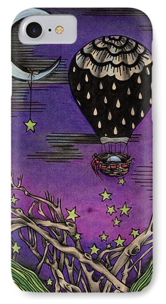 Stolen Away IPhone Case by Mordette Olivia Dyess