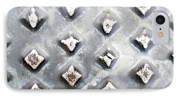 Studded Metal IPhone Case by Tom Gowanlock