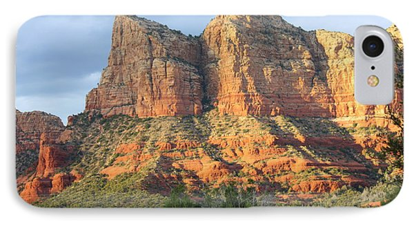 Subtle Sedona IPhone Case by Carol Groenen