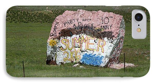 Summer 2k16 IPhone Case by Jon Burch Photography