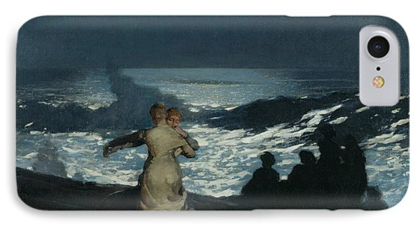 Summer Night IPhone Case by Winslow Homer