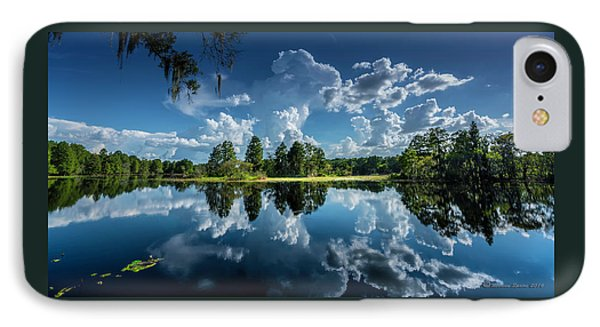 Summer Of Calm IPhone Case by Marvin Spates