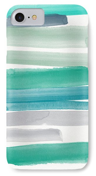 Summer Sky IPhone Case by Linda Woods