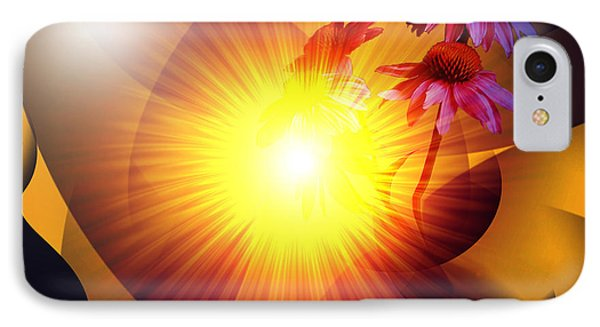 Summer Solstice II IPhone Case by Patricia Motley