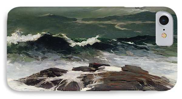 Summer Squall Phone Case by Winslow Homer