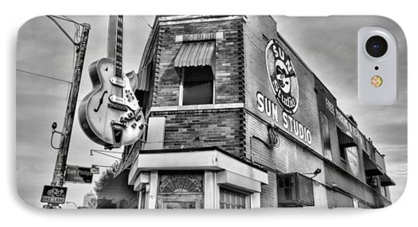 Sun Studio - Memphis #2 IPhone 7 Case by Stephen Stookey