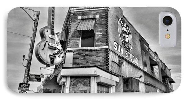 Sun Studio - Memphis #2 IPhone Case by Stephen Stookey