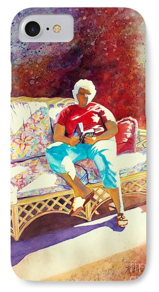 Sunny Retreat 3 Phone Case by Kathy Braud