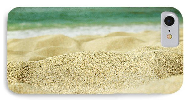 Sunset Beach Phone Case by Sharon Mau