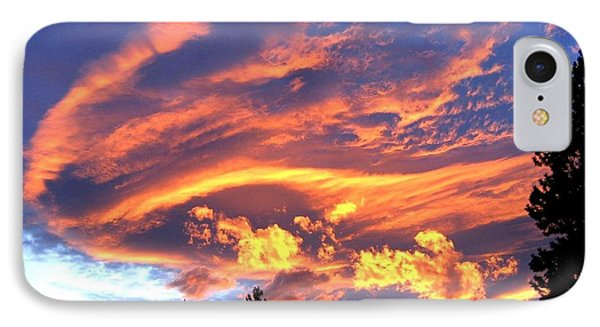 Sunset Extravaganza Phone Case by Will Borden
