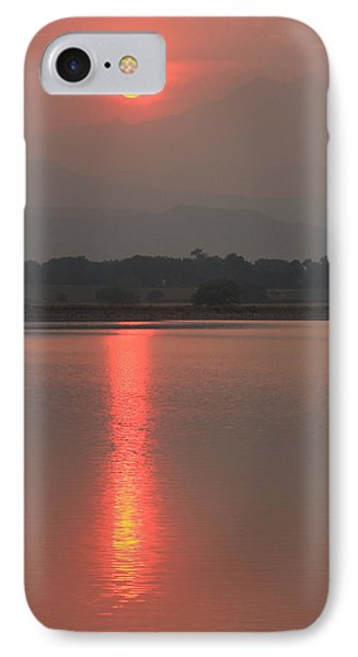Sunset Fire Phone Case by James BO  Insogna