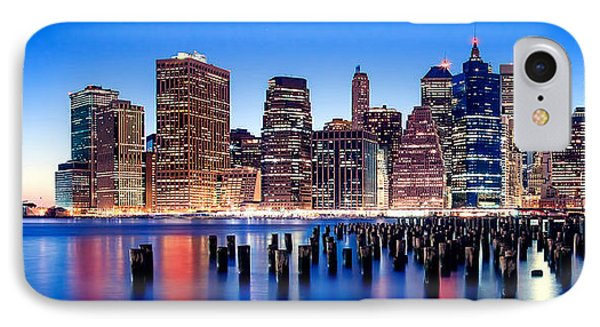 Magic Manhattan IPhone Case by Az Jackson