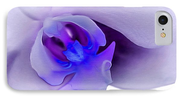 Supreme Orchid IPhone Case by Krissy Katsimbras