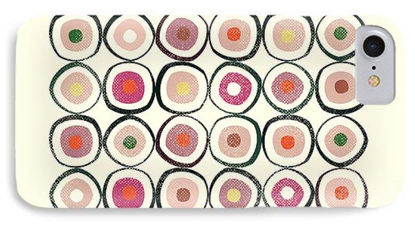 Sushi IPhone 7 Case by Tonya Doughty