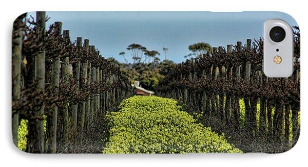 Sweet Vines Phone Case by Douglas Barnard