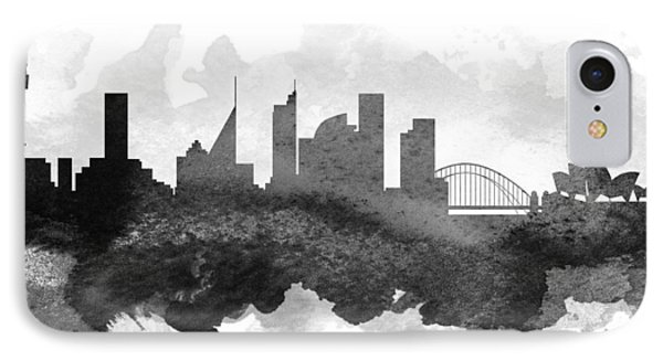 Sydney Cityscape 11 IPhone 7 Case by Aged Pixel