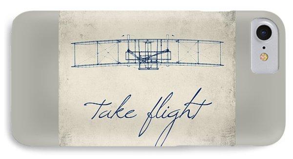 Take Flight IPhone 7 Case by Brandi Fitzgerald