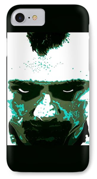 Taxi Driver 2 IPhone Case by Magz Ojeda