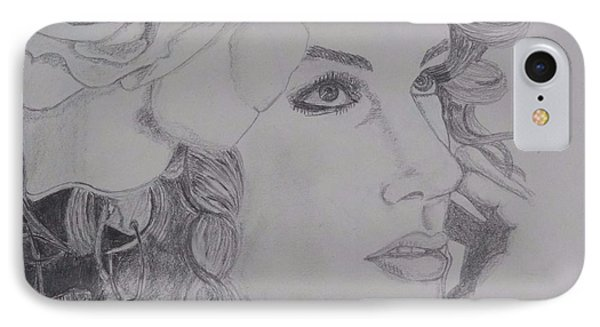 Taylor Swift IPhone Case by Tanmaya Chugh