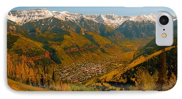 Telluride Colorado Phone Case by David Lee Thompson