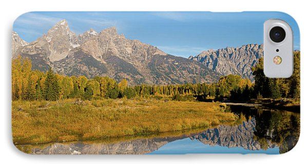 Teton Reflections Phone Case by Steve Stuller
