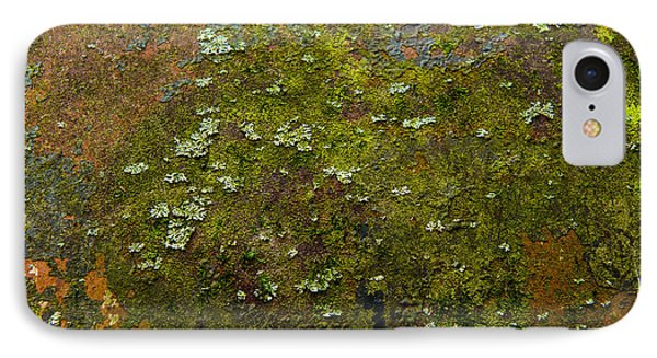 Textured Landscape IPhone Case by Randy Walton