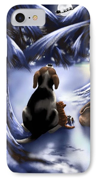 Thank You IPhone Case by Veronica Minozzi