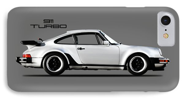 The 911 Turbo 1984 IPhone Case by Mark Rogan