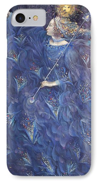 The Angel Of Power IPhone Case by Annael Anelia Pavlova