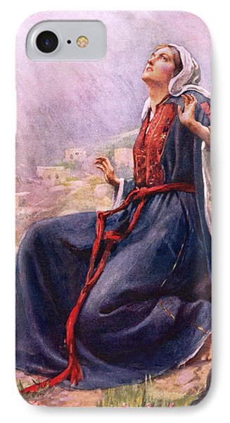 The Annunciation IPhone Case by Harold Copping