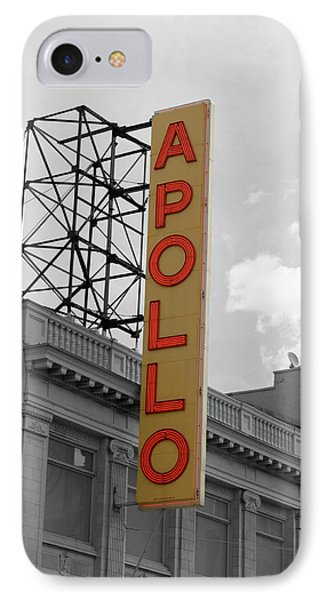 The Apollo In Harlem IPhone 7 Case by Danny Thomas