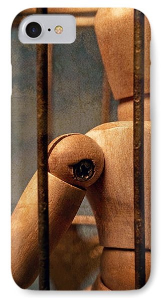 The Artist IPhone Case by Jeff  Gettis