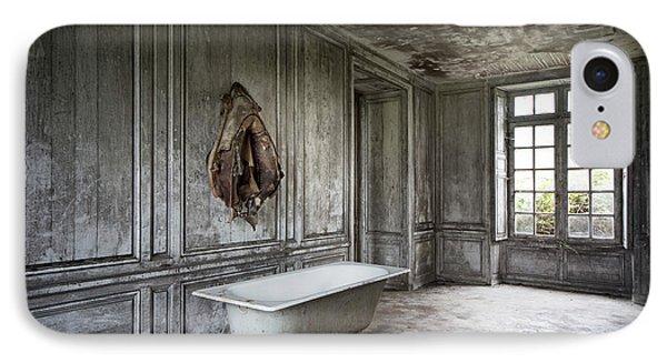 The Bathroom Tub - Urban Decay IPhone Case by Dirk Ercken