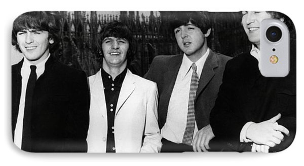 The Beatles, 1960s IPhone Case by Granger