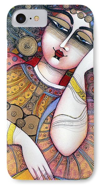 The Beauty IPhone 7 Case by Albena Vatcheva