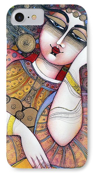 The Beauty IPhone Case by Albena Vatcheva