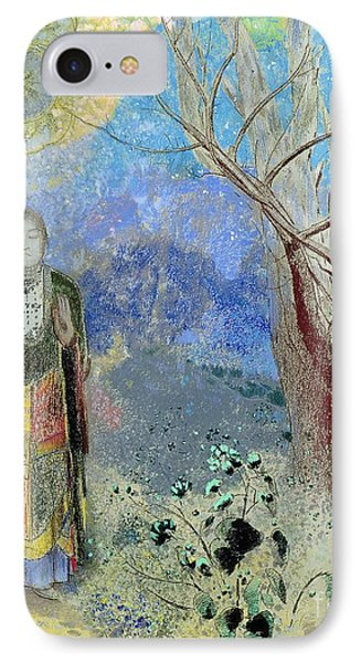 The Buddha IPhone Case by Odilon Redon